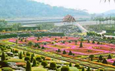 Pattaya Topical gardens 600 acers