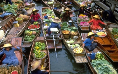 Option Floating Market