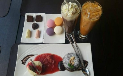 Chocolate Factory for Desserts