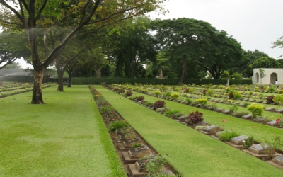 Chungkai war graves