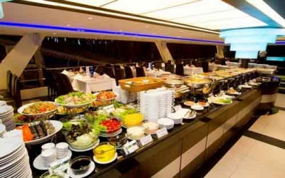 Internationa Buffet